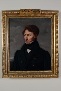 Gemälde Schultze, Karl August Sigismund