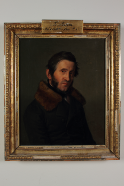 Gemälde Baum, Wilhelm