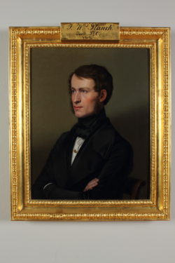 Gemälde Planck, Johann Julius Wilhelm
