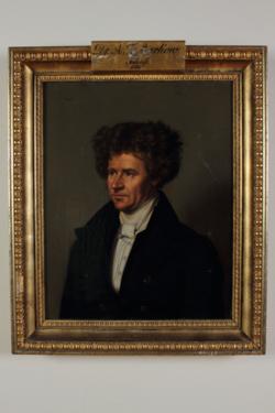 Gemälde Barkow, August Friedrich