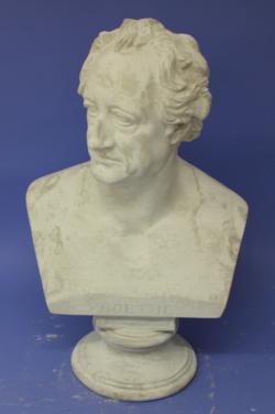 Büste Goethe, Johann Wolfgang von