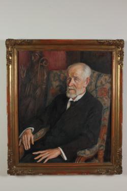 KU000691; Schultze, Victor; Gemälde