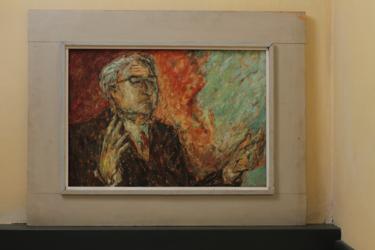 Gemälde Prof. Jessin - Moskau
