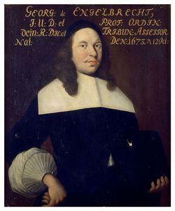 KU000052; Engelbrecht, Georg; Gemälde