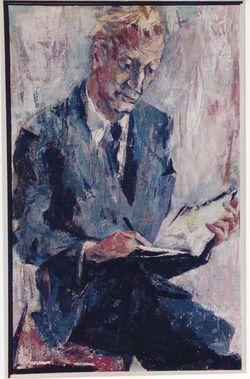KU000091; Rothmaler, Werner (1908-1962); Gemälde