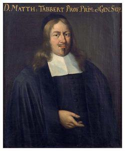 Gemälde Tabbert, Matthäus