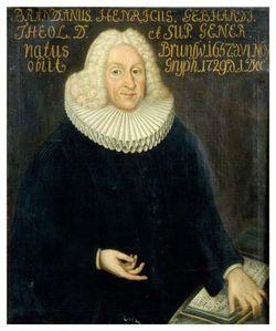KU000168; Gebhardi, Brandanus Heinrich; Gemälde