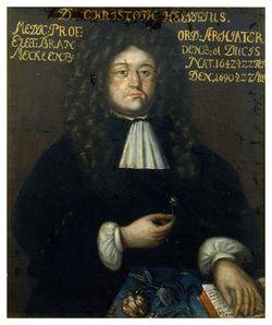 KU000199; Helwig, Christoph sen.; Gemälde