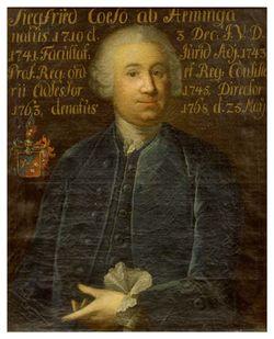 Gemälde Aeminga, Siegfried Caeso von (1710-1768)
