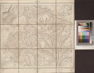 [8217] (alte Nr.: 145) Wiechs [Topographischer Atlas des Grossherzogthums Baden]; Güther, Thomas, 1879 - 1880, KW/C 20.01/00001-8217(1880)