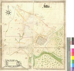 Stettin No. 1 [Amt/Distrikt Stettin]; 1692 - 1709, AFL/G26.05/AI 1