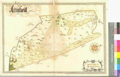 Armenheide (Armheid) Amt/Distrikt Stettin; 1692 - 1709, AFL/G26.05/AI 10