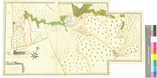 Altdamm (Damm) Amt/Distrikt Stettin; 1692 - 1709, AFL/G26.05/AI 11