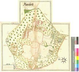 Marsdorf (Marsdorff) Amt/Distrikt Stettin; 1692 - 1709, AFL/G26.05/AI 18