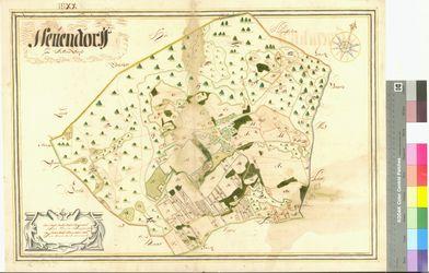 Neuendorf Amt/Distrikt Stettin; 1692 - 1709, AFL/G26.05/AI 23