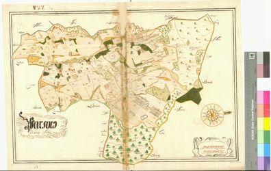 Warsow Amt/Distrikt Stettin; 1692 - 1709, AFL/G26.05/AI 25