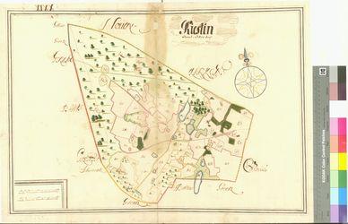 Köstin (Kiestin – Ackerwerk) Amt/Distrikt Stettin; 1692 - 1709, AFL/G26.05/AI 29
