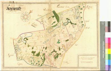 Schwennenz (Swenentz) Amt/Distrikt Stettin; 1692 - 1709, AFL/G26.05/AI 30