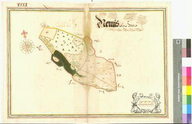 Nemitz (Nemis) Amt/Distrikt Stettin; 1692 - 1709, AFL/G26.05/AI 35