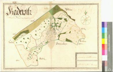 Radewitz Amt/Distrikt Penkun; 1692 - 1709, AFL/G26.05/AI 44