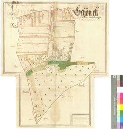 Schönfeld (Schönfeldt) Amt/Distrikt Oder/Randow; 1692 - 1709, AFL/G26.05/AI 48