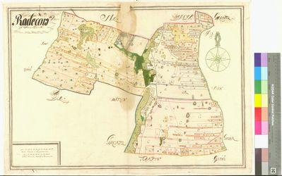 Radekow Amt/Distrikt Stettin; 1692 - 1709, AFL/G26.05/AI 50
