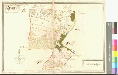 Keesow (Kesow) Amt/Distrikt Stettin; 1692 - 1709, AFL/G26.05/AI 51
