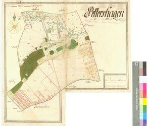 Petershagen (Pettershagen) Amt/Distrikt Oder/Randow; 1692 - 1709, AFL/G26.05/AI 52