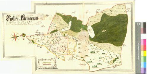 Rothenklempenow (Rothen Klempenow) Amt/Distrikt Oder/Randow; 1692 - 1709, AFL/G26.05/AI 63