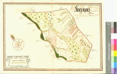 Gorkow (Gorckow) Amt/Distrikt Oder/Randow; 1692 - 1709, AFL/G26.05/AI 64