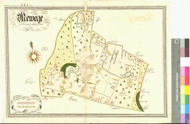 Mewegen (Mewege) Amt/Distrikt Oder/Randow; 1692 - 1709, AFL/G26.05/AI 65