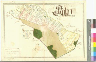 Retzin (Ratzin) Amt/Distrikt Oder/Randow; 1692 - 1709, AFL/G26.05/AI 68