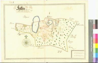 Gellin Amt/Distrikt Oder/Randow; 1692 - 1709, AFL/G26.05/AI 69