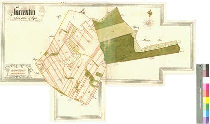 Zerrenthin (Sarrentin) Amt/Distrikt Stettin /Randow; 1692 - 1709, AFL/G26.05/AI 72