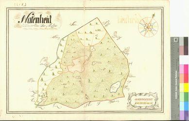 Nassenheide (Nattenheid) Amt/Distrikt Oder/Randow; 1692 - 1709, AFL/G26.05/AI 73