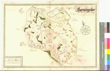 Barnimslow (Barningslow) Amt/Distrikt Stettin; 1692 - 1709, AFL/G26.05/AI 80