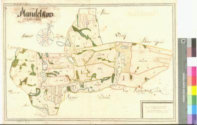 Mandelkow Amt/Distrikt Stettin; 1692 - 1709, AFL/G26.05/AI 82