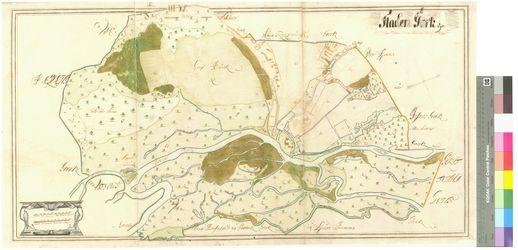 Gartz/Oder (Gartz) Amt/Distrikt Stettin; 1692 - 1709, AFL/G26.05/AI 93