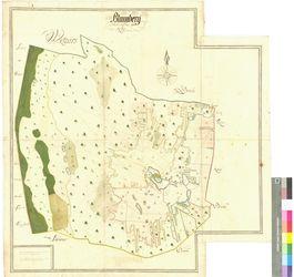 Blumberg (Blomberg) Amt/Distrikt Oder/Randow; 1692 - 1709, AFL/G26.05/AI 105