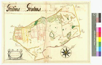 Grabow, Grischow Amt/Distrikt Loitz Altkarten; Thematische Karten - Politik-, Rechts- und Verwaltungskarten