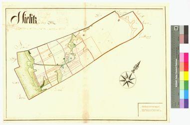 Nielitz (Nielitz, Nieltz) Amt/Distrikt Loitz Altkarten; Thematische Karten - Politik-, Rechts- und Verwaltungskarten