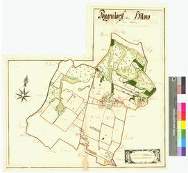 Poggendorf, Wüstenbilow Amt/Distrikt Loitz Altkarten; Thematische Karten - Politik-, Rechts- und Verwaltungskarten