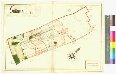 Gülzow-Dorf (Gülzow) Amt/Distrikt Loitz Altkarten; Thematische Karten - Politik-, Rechts- und Verwaltungskarten