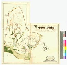 Schwinge, Vorbein (Vorbeen) Amt/Distrikt Loitz Altkarten; Thematische Karten - Politik-, Rechts- und Verwaltungskarten