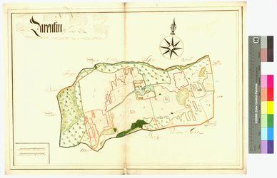 Zarrentin Amt/Distrikt Loitz Altkarten; Thematische Karten - Politik-, Rechts- und Verwaltungskarten