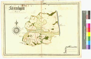 Falkenhagen Amt/Distrikt Greifswald Altkarten; Thematische Karten - Politik-, Rechts- und Verwaltungskarten