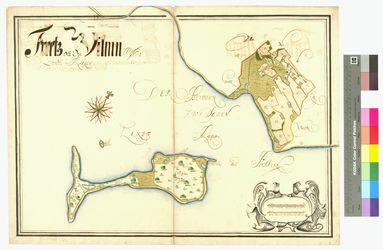 Freetz, Vilm Amt/Distrikt Rügen Altkarten; Thematische Karten - Politik-, Rechts- und Verwaltungskarten