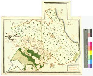 Blischow, Dolgen, Garftitz Amt/Distrikt Rügen Altkarten; Thematische Karten - Politik-, Rechts- und Verwaltungskarten