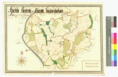 Altefähr, Gustrowerhöfen, Poppelvitz (Gemeinde Altefähr), Scharpitz, Schlavitz Amt/Distrikt Rügen Altkarten; Thematische Karten - Politik-, Rechts- und Verwaltungskarten