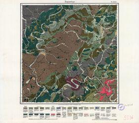 [5536] Hirschberg (russ) Thematische Karten - Physische Karten